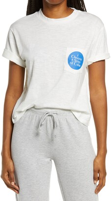 ban.do State of Calm Boxy Graphic Tee