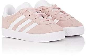 adidas Kids' Gazelle Suede Sneakers - Pink