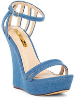 Liliana Casandra Wedge Sandal