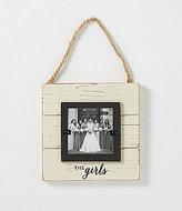 Mud Pie Wedding Collection The Girls Door Hanger Frame