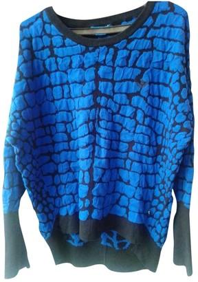 adidas Blue Cotton Knitwear for Women