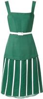 Adriana Degreas midi Wimbledon dress