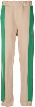 Ganni Side Stripe Track Trousers