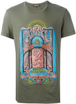 Roberto Cavalli 'Wild Love' T-shirt - men - Cotton - XS