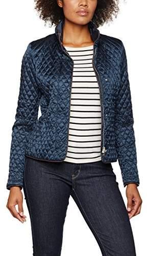 Geox Ladies Quilted Jacket WOMAN JACKET W7220TT2161, Monotone, Gr. (manufacturer size: 44)
