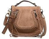 Rebecca Minkoff New Women's Small Vanity Saddle In Brown