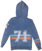 Butter Shoes Blueprint '71' Fleece Zip Hoodie - Boys
