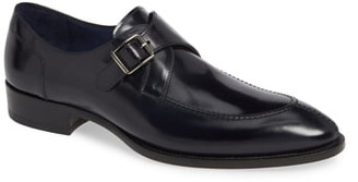 Mezlan Single Buckle Monk Shoe