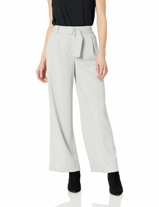 Kensie Women's Stretch Crepe Pant