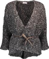 Brunello Cucinelli Paillette Knit Cardigan