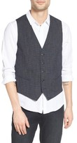 BOSS ORANGE Men's Bacer Denim Vest