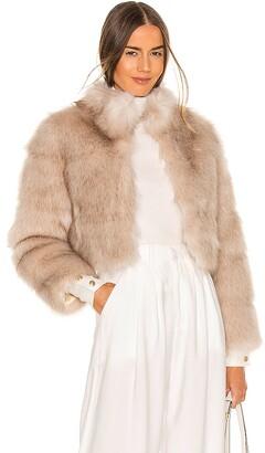 Nookie Tatiana Faux Fur Jacket