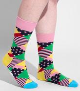 Fred Flare Multi Argyle Socks