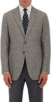 Giorgio Armani Men's Virgin Wool-Blend Two-Button Sportcoat