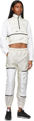 Nike Beige Sportswear Archive Remix Track Pants