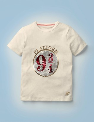 Platform 9 Sequin T-Shirt
