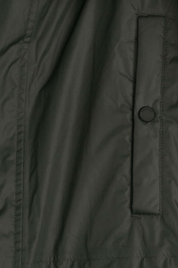 Hunter Fabric Parka with Hood