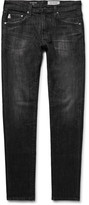 Ag Jeans - Stockton Skinny-fit Stretch-denim Jeans