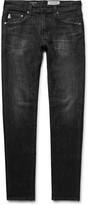 Ag Jeans - The Stockton Skinny-fit Stretch-denim Jeans