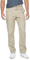 Croft & Barrow Men's Classic-Fit Easy-Care Cargo Pants