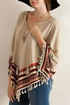 Entro Fall Days Poncho