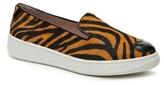 Hogan Final Sale Calf-Hair Slip-On Sneaker