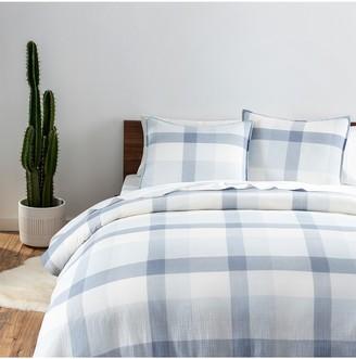 UGG Toria Comforter Set - Queen - Pearl Blue