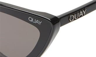 Quay Flex 47mm Cat Eye Sunglasses
