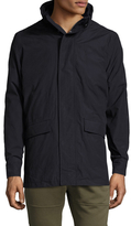 Gant Solid Double Hooded Field Jacket