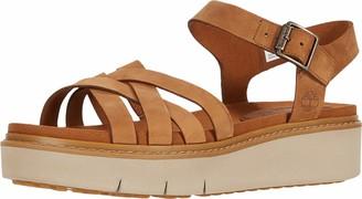 Timberland Women's Safari Dawn Multi-Strap Sandal
