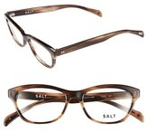 Salt Women's 'Tina' 51Mm Optical Glasses - Hazy Taupe