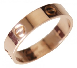 Cartier Love Other Pink gold Jewellery