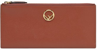 Fendi F is zipped wallet