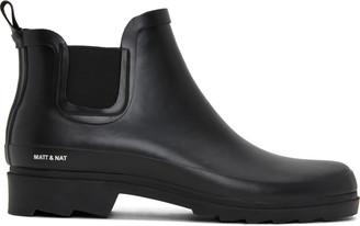 Matt & NatMatt & Nat LANE Rain Boots - Black