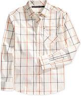 Sean John Men's Windowpane Shirt