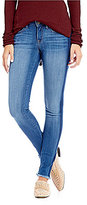 William Rast Tuxedo-Stripe Perfect Skinny Jeans