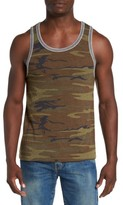 Alternative Men's Double Ringer Tank Top