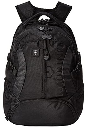 Victorinox VX Sport Scout Laptop Backpack (Black/Black Logo) Backpack Bags