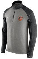 Nike Men's Baltimore Orioles Dri-FIT Touch Half-Zip Pullover