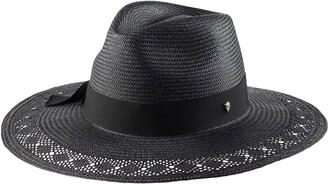 Helen Kaminski Avia Wide Brim Straw Sun Hat