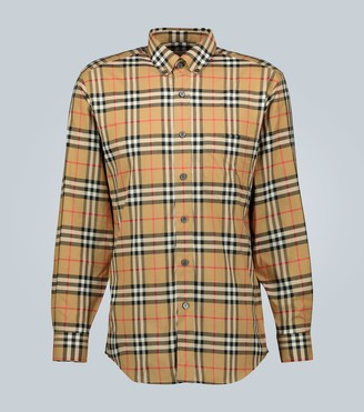 Burberry Jameson Vintage check cotton shirt