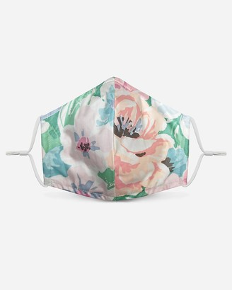 Express Pocket Square Clothing Floral Print Unity Face Covering