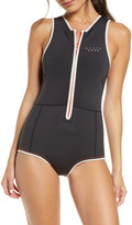 Billabong Shorty Surfsuit One-Piece Swimsuit