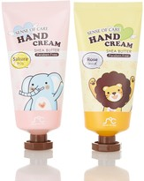 Asamo Cosmetic International Inc. Asamo Hand Cream Duo - 2-Piece Set