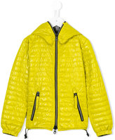 Duvetica Kids - reversible padded jacket - kids - Feather Down/Polyamide - 4 yrs