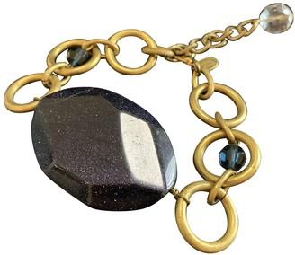 Anton Heunis Gold Crystal Bracelets