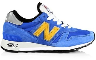 New Balance Men's Made In US 1300 Leather Sneakers