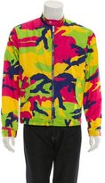 DSQUARED2 Camouflage Sport Jacket