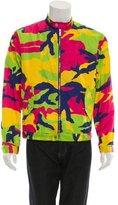 DSQUARED2 Camouflage Sport Jacket
