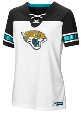 Majestic Women's Jacksonville Jaguars Draft Me T-Shirt 2018